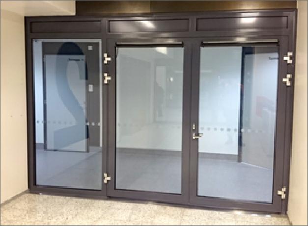 alumiini ikkunat ja ovet